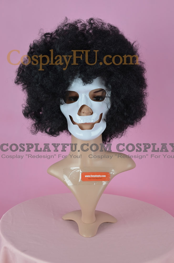 Brook Mask from One Piece