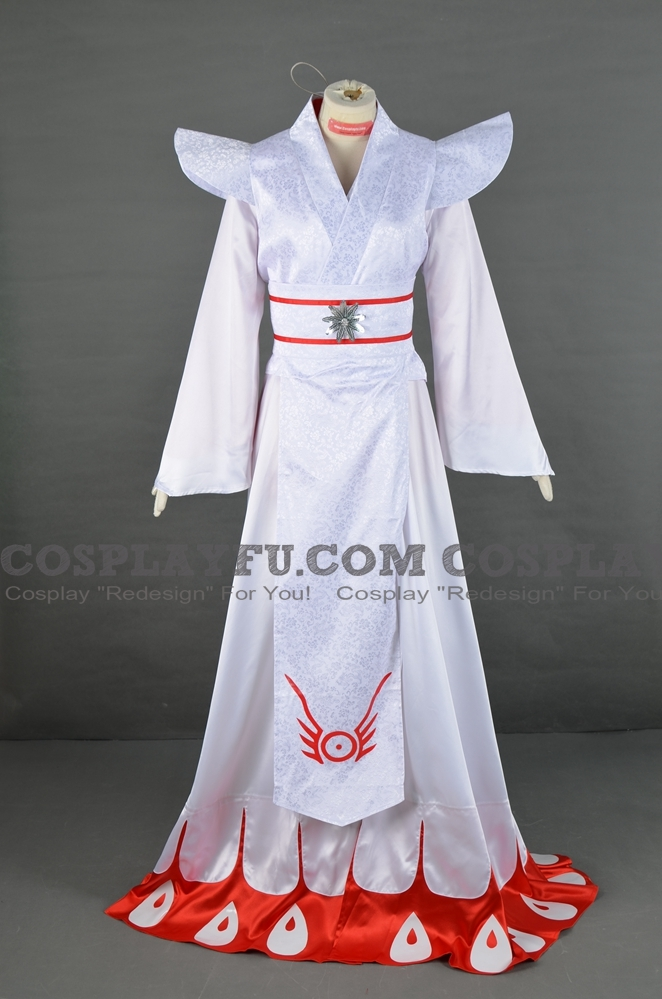Custom Lord Shen Cosplay Costume From Kung Fu Panda 2 Cosplayfu Com