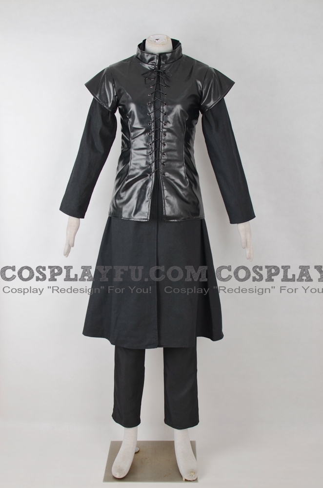 Bran Stark Cosplay Costume from Game of Thrones