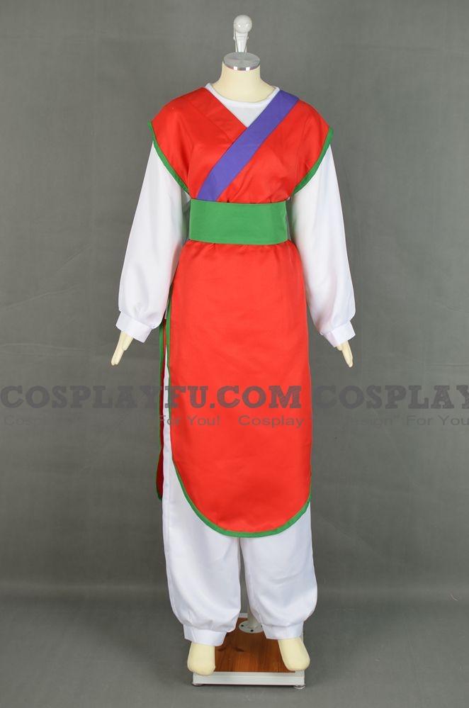 Genkai Cosplay Costume from YuYu Hakusho