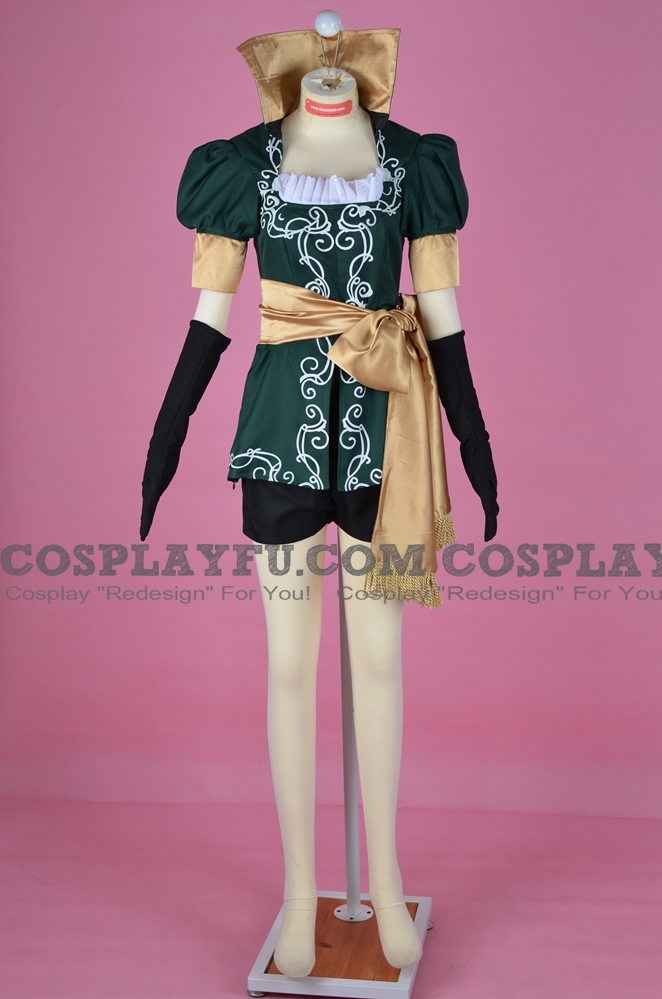 Maria Cosplay Costume from Castlevania Symphony of the Night