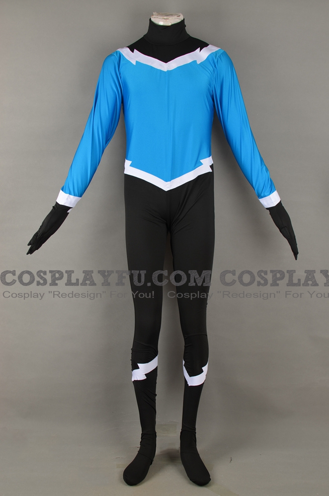 Aqualad Cosplay Costume from Teen Titans