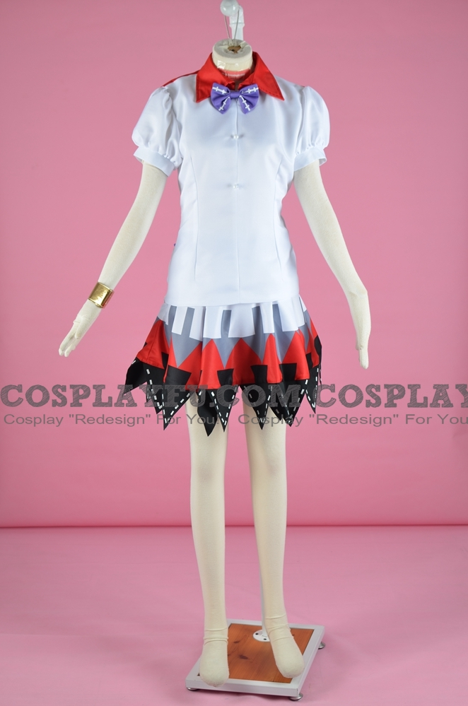 Seija Cosplay Costume from Touhou Project