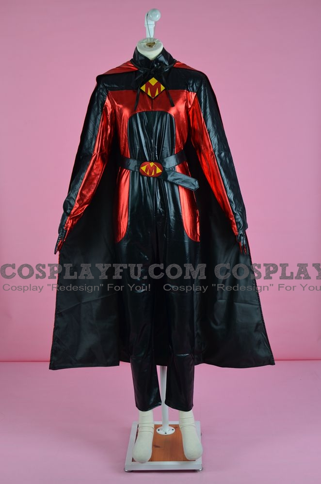 Red Mist Cosplay Costume from Kick Ass