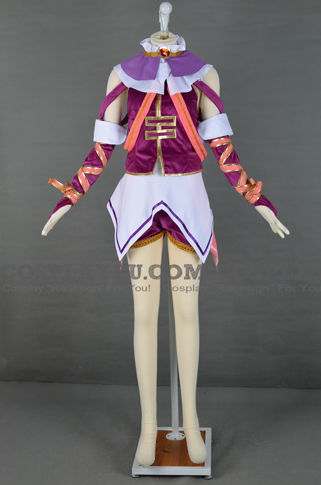 Khrynia Cosplay Costume from The Last Remnant