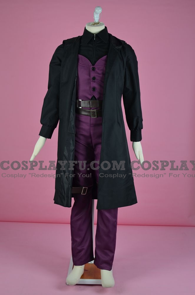 Re L Mayer Cosplay Costume from Ergo Proxy