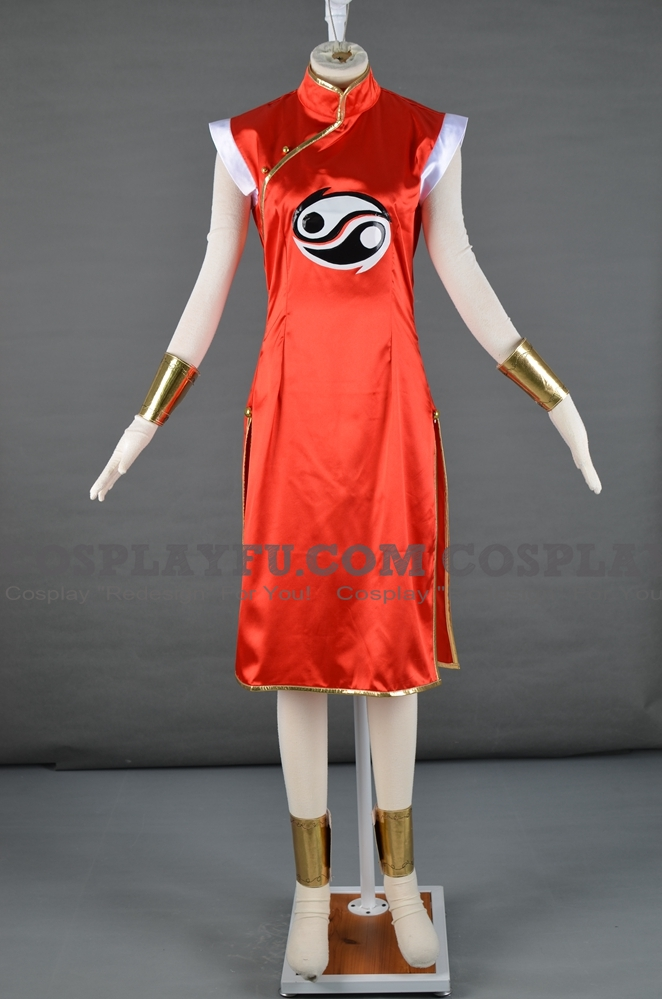 Yohko Cosplay Costume from Devil Hunter Yohko