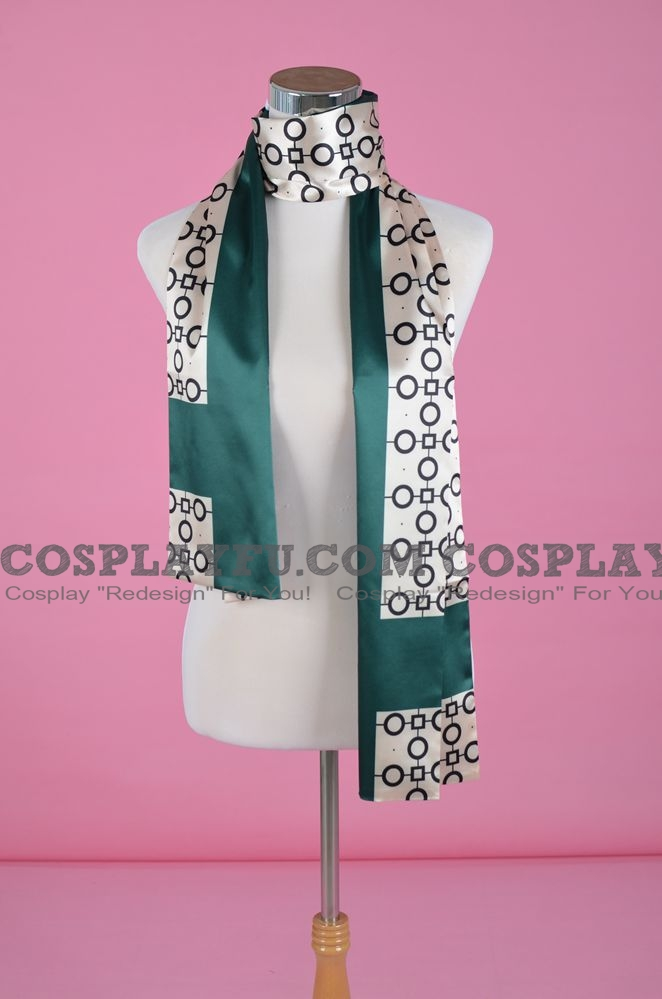 Loki Scarf from The Avengers