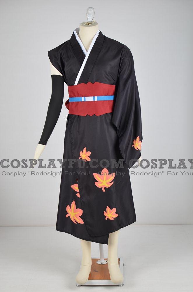 Tsukuyo Cosplay Costume from Gin Tama