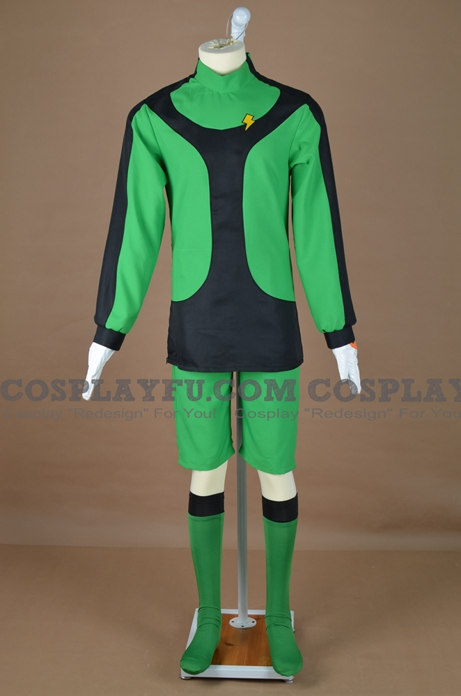 Ibuki Cosplay Costume from Inazuma Eleven