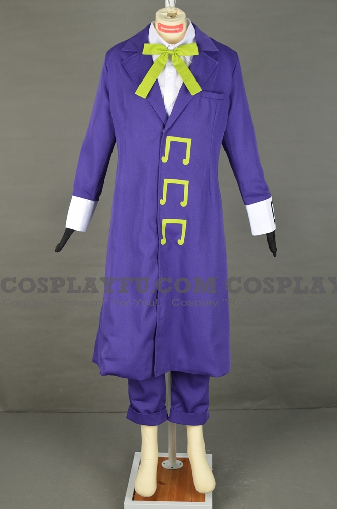 Batman Music Meister Costume