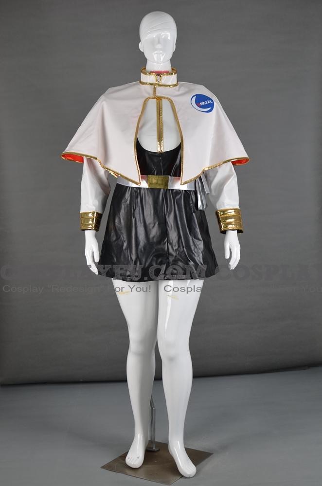 Yurika Cosplay Costume from Martian Successor Nadesico