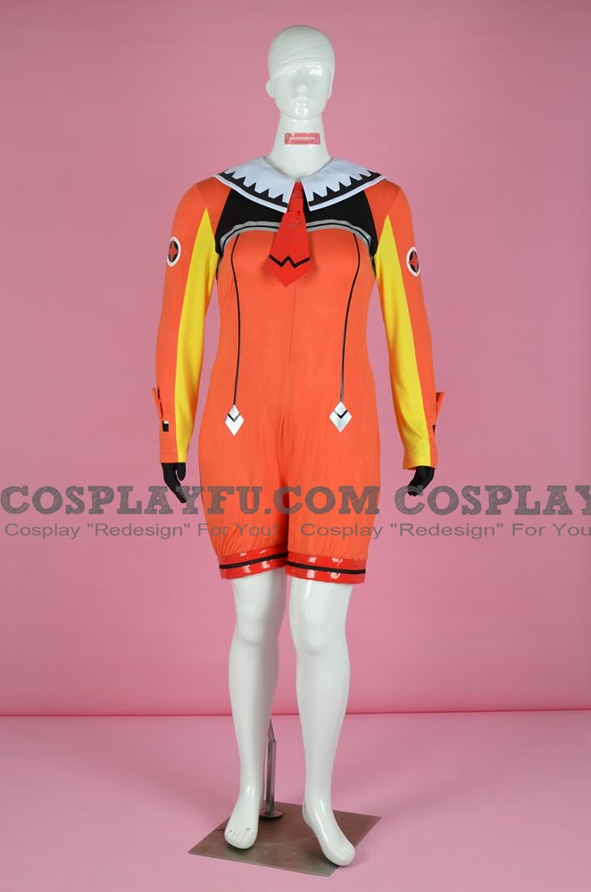 Nono Cosplay Costume from Diebuster