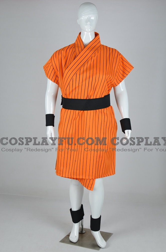 Yajirobe Cosplay Costume from Dragon Ball Z