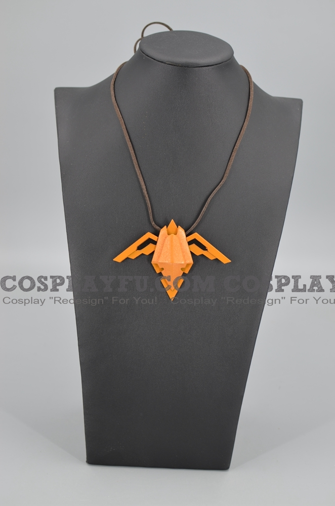 Charlotte Dunois Necklace from IS
