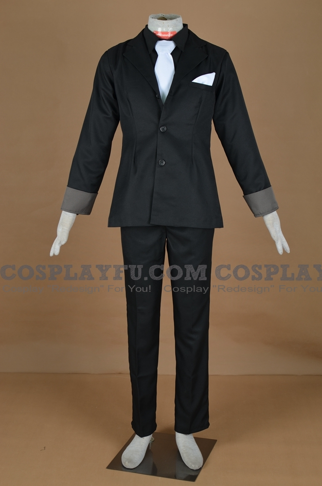 One Piece Rob Lucci Costume