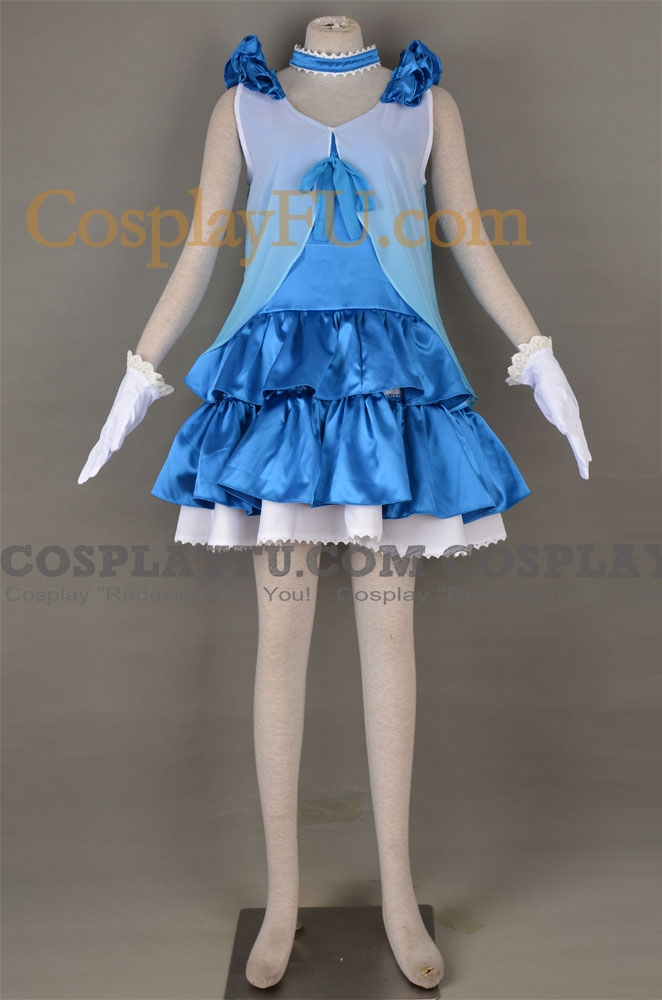 Rin Cosplay Costume (Yume No Tobira) from Love Live
