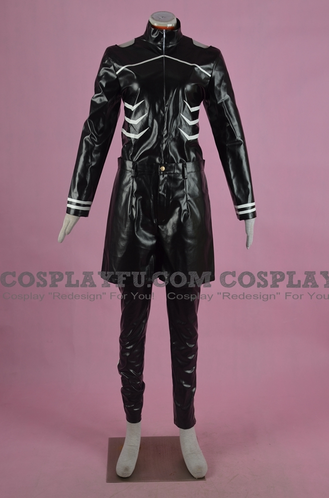 Ken Cosplay Costume (3rd) from Tokyo Ghoul