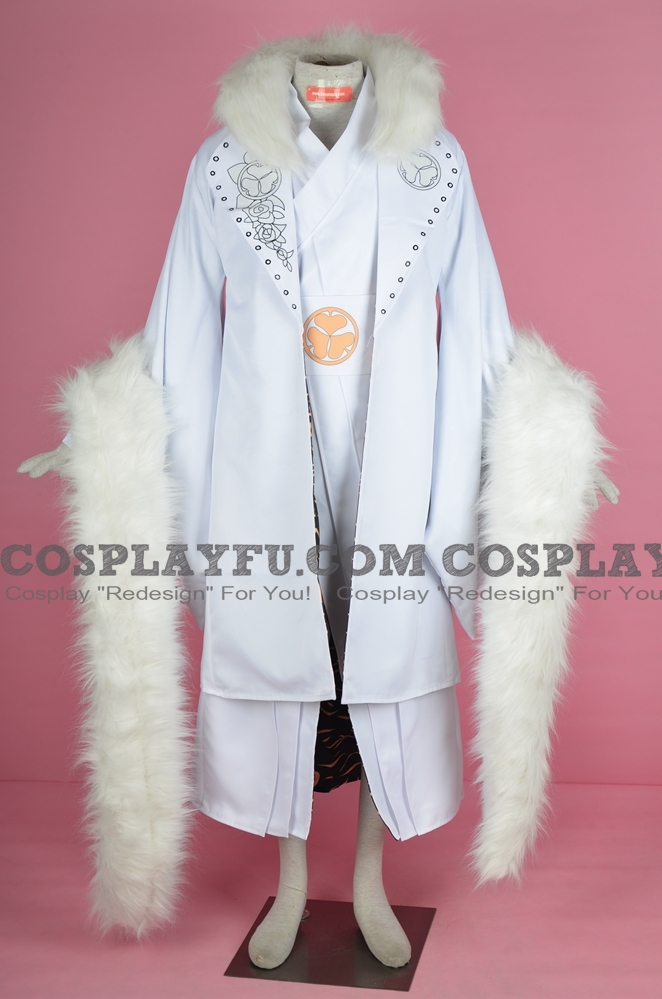 Yoshinobu Cosplay Costume from Bakumatsu Rock