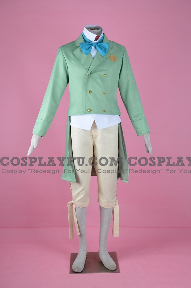 James Cosplay Costume from Sofia the First