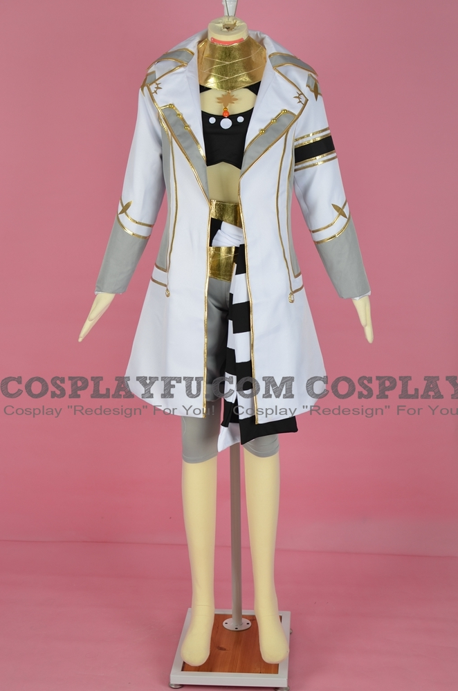 Kamigami no Asobi Anubis Ma'at Costume