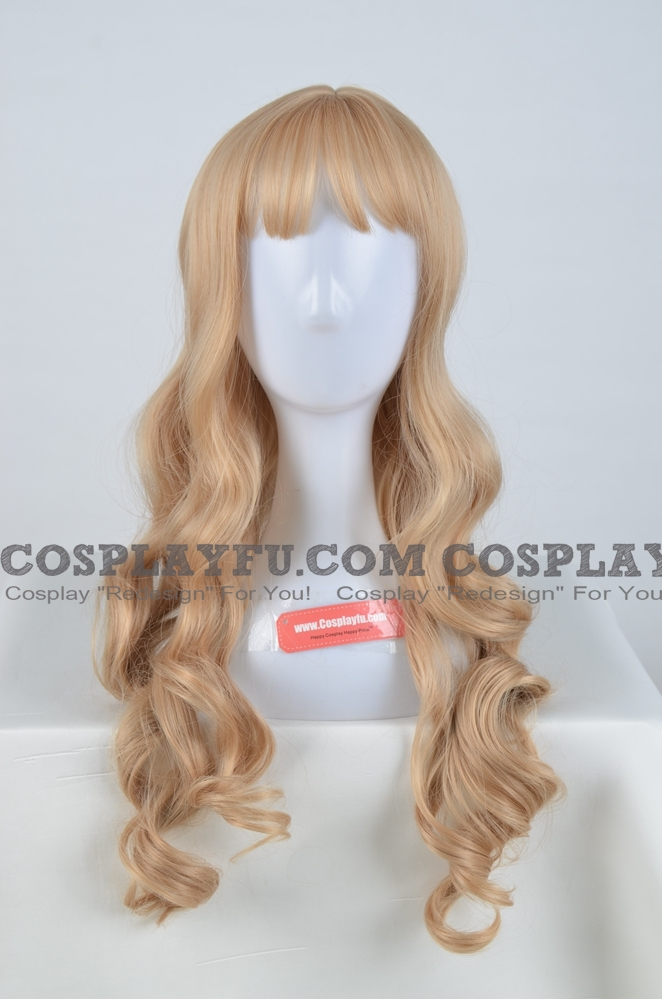Supergirl wig from DC comics