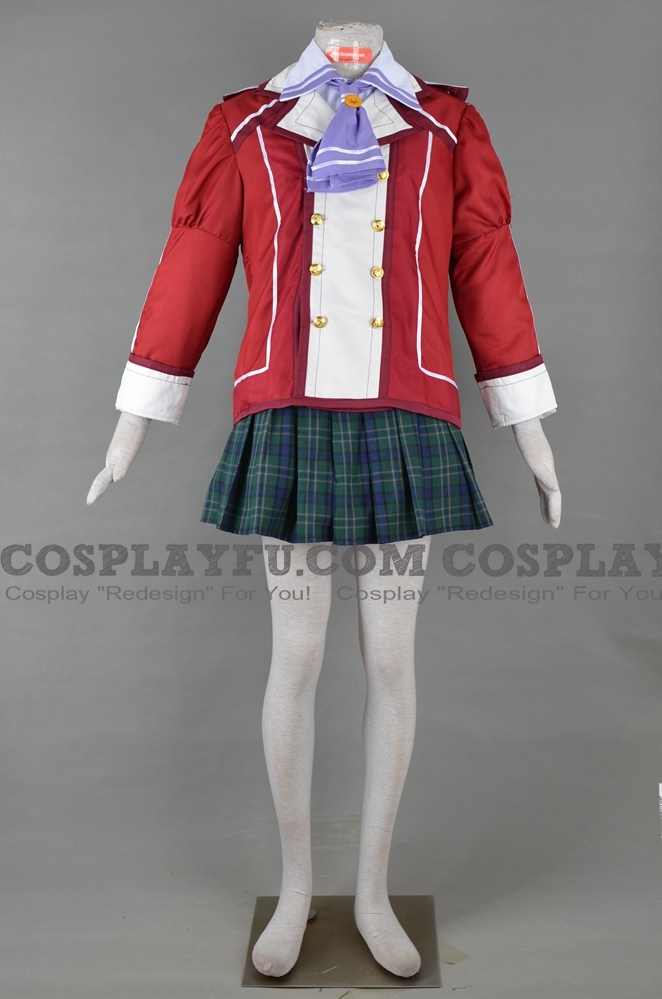 Emma Cosplay Costume from The Legend of Heroes Sen no Kiseki