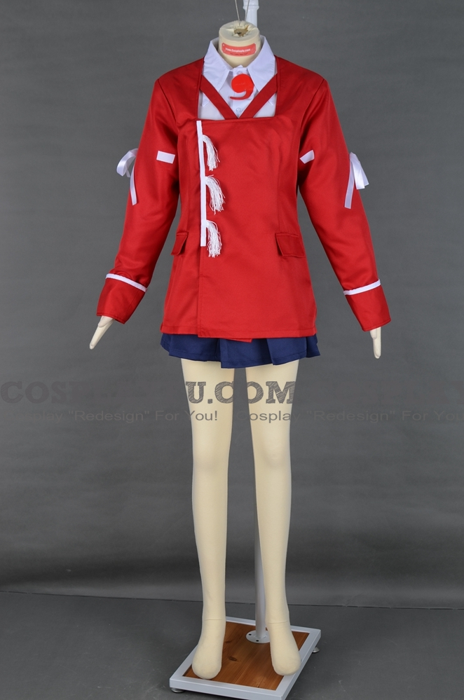 Ryuujou Cosplay Costume from Kantai Collection
