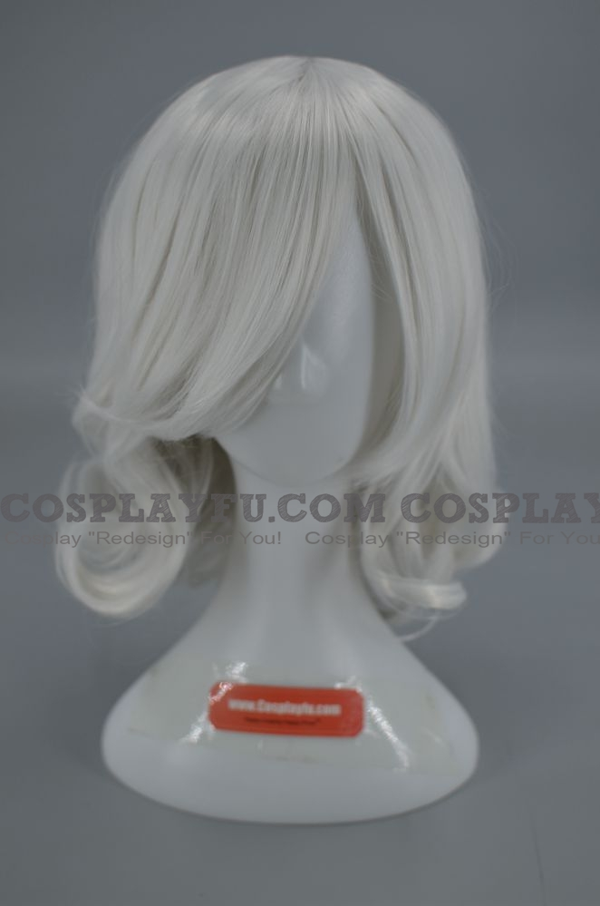 Wizard wig from Dragon's Crown