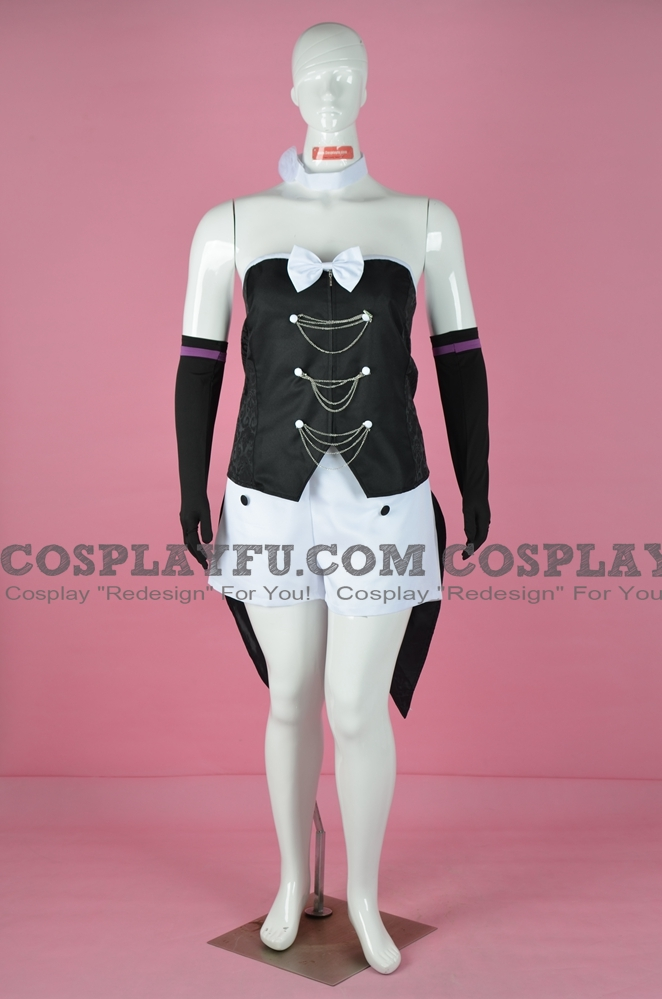 Bombshell Zatanna Cosplay Costume from Batman