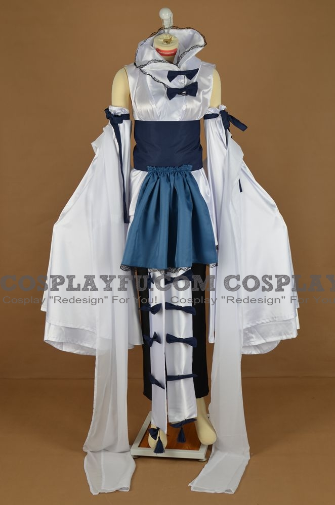 Lugia Cosplay Costume from Pokemon