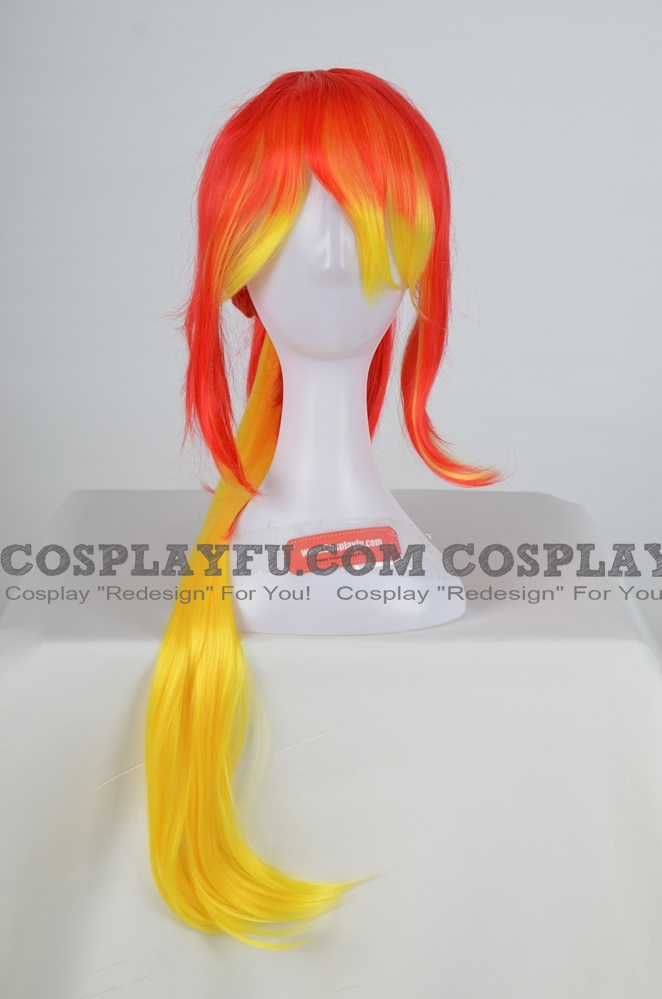 Shura Wig from Blue Exorcist