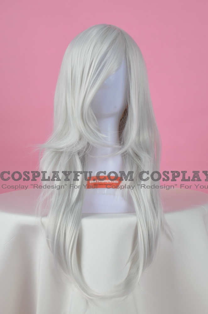 Genis Sage wig from Tales of Symphonia