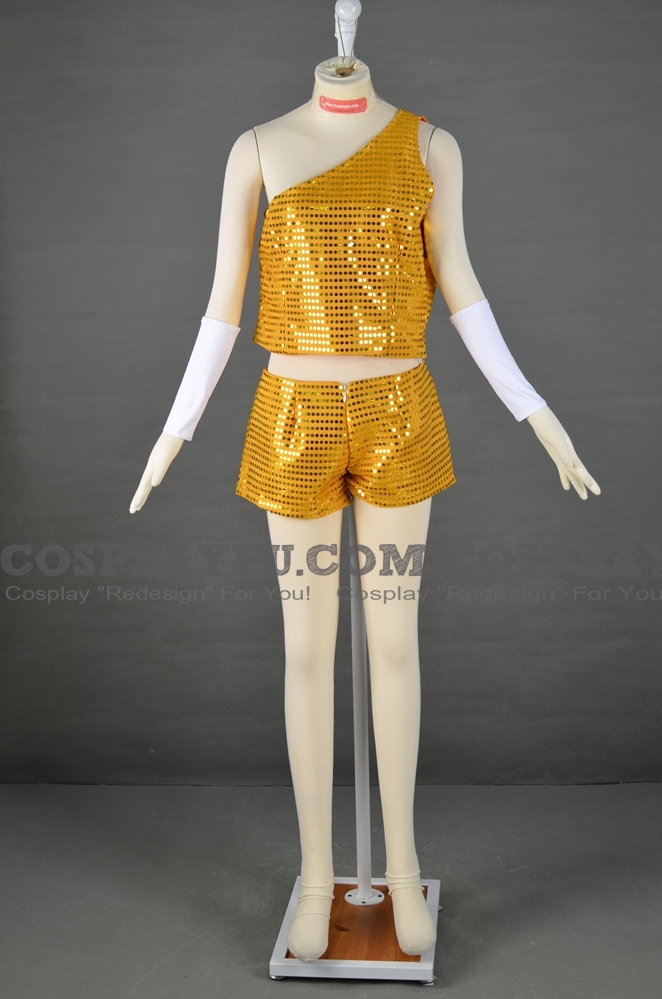 Stella Cosplay Costume from Winx Club