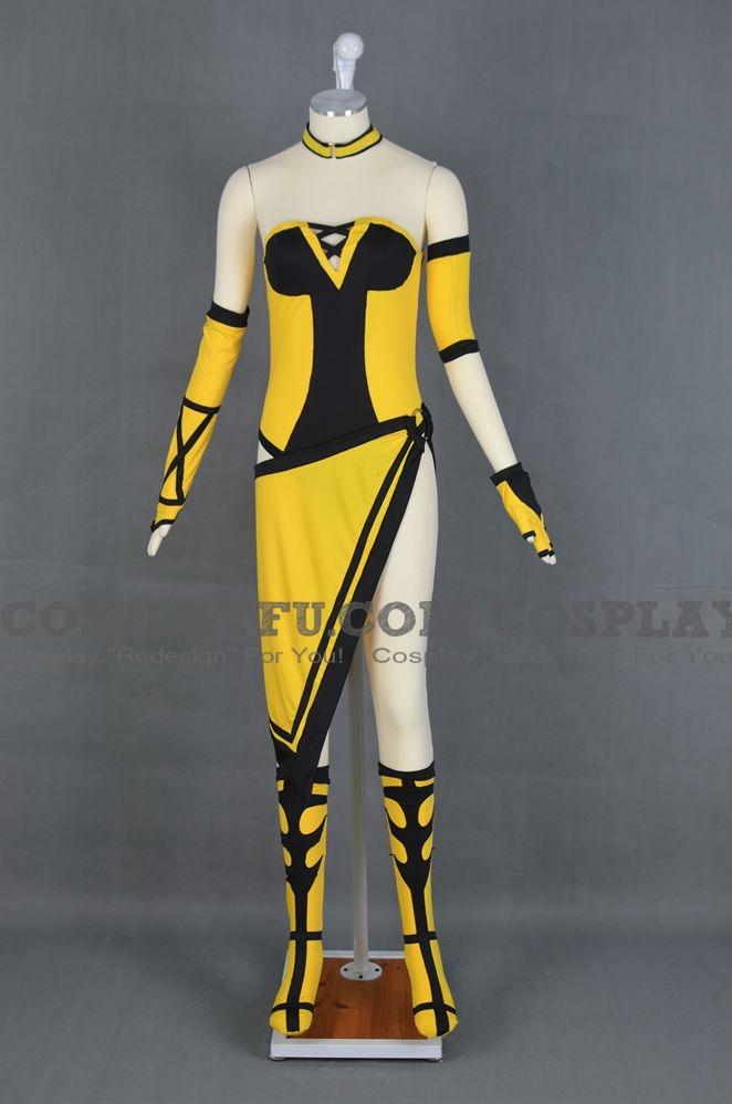 Mortal Kombat Tanya Kostüme