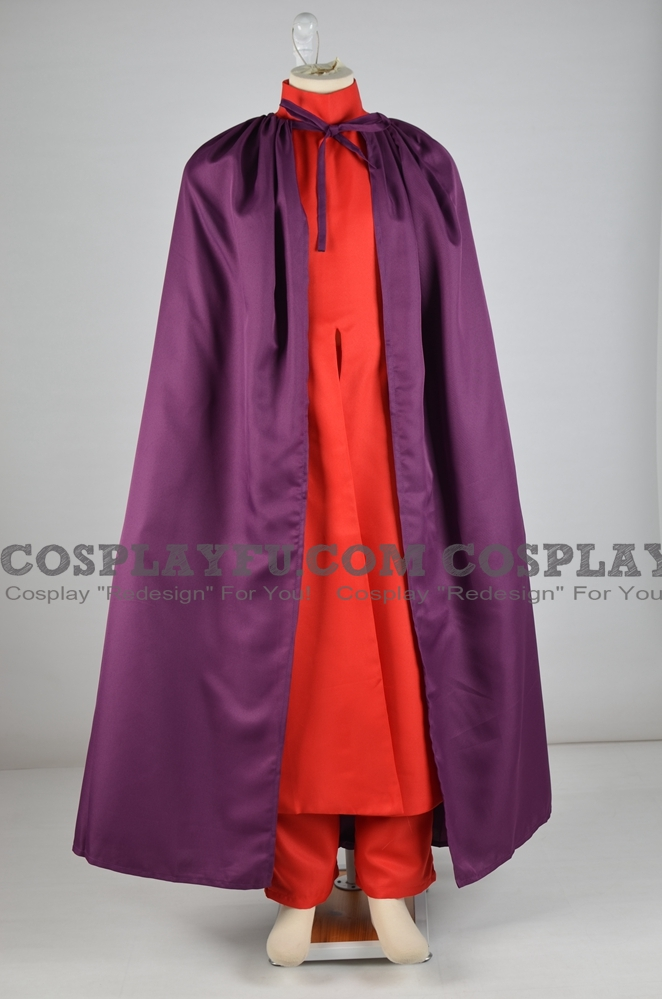 Magneto Cosplay Costume (Red) from X men