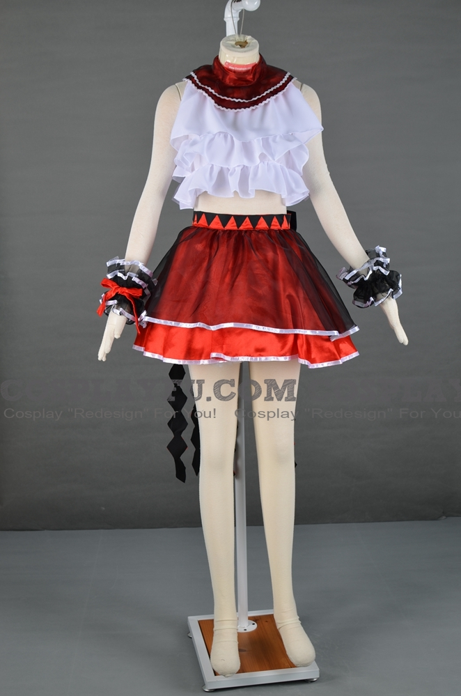 Miku Cosplay Costume (Two Breaths Walking) from Vocaloid