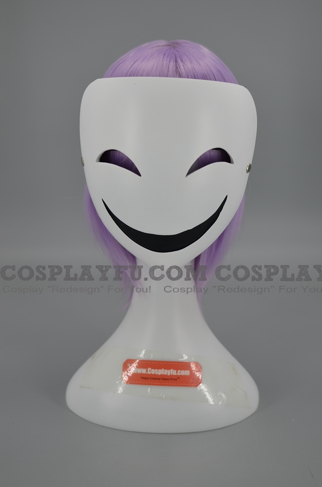Kagetane Mask from Black Bullet