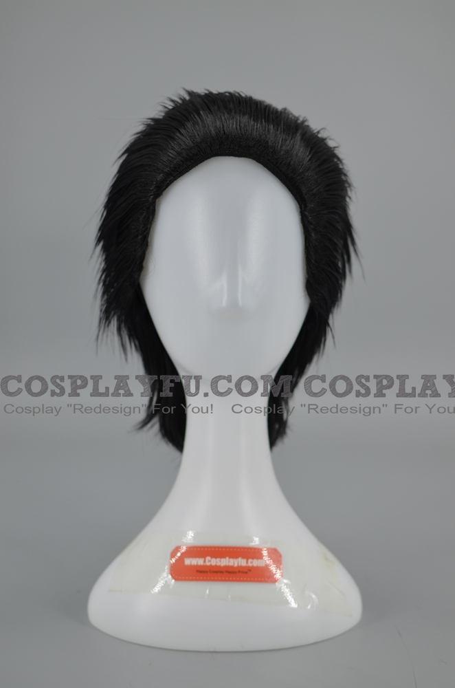 Black Wig (Short,Straight,Mike)