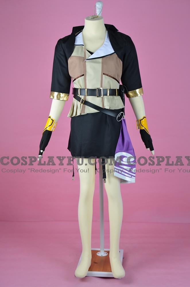 RWBY Yang Xiao Long Costume (Season 2)