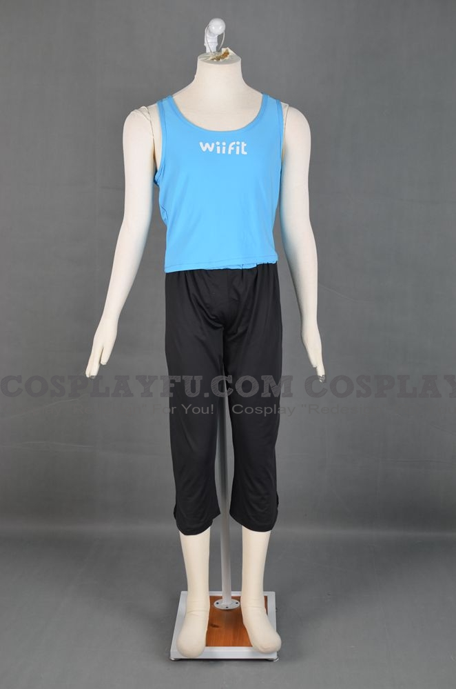 Wii Cosplay Costume from Wii Fit