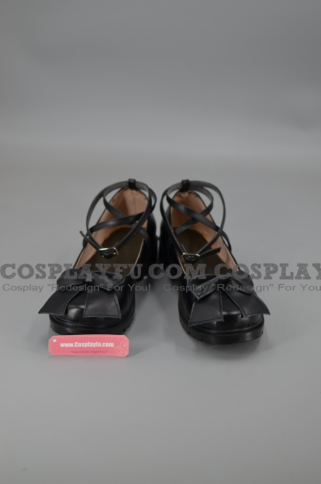 Lolita Shoes (Black 9812)