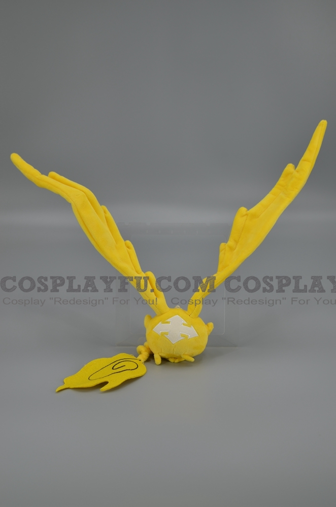 Timcanpy (Small Plush) from D Gray Man