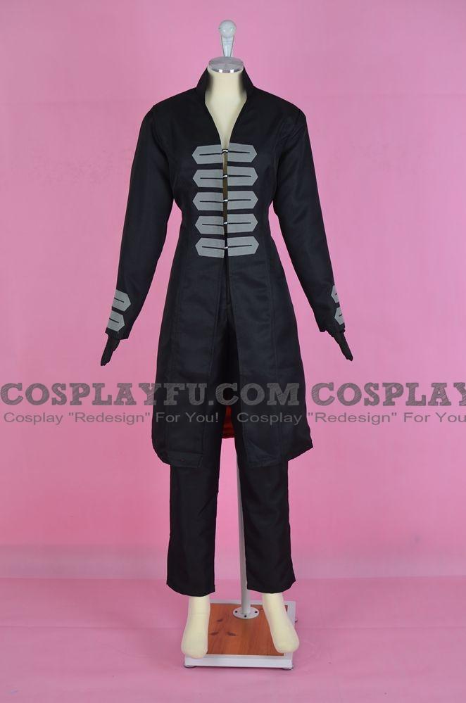 Tomb Raider Amanda Evert Kostüme