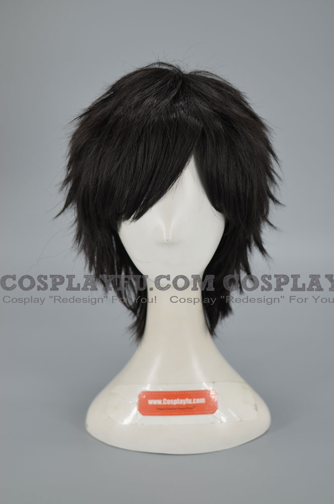Kiritsugu Wig from Fate Zero