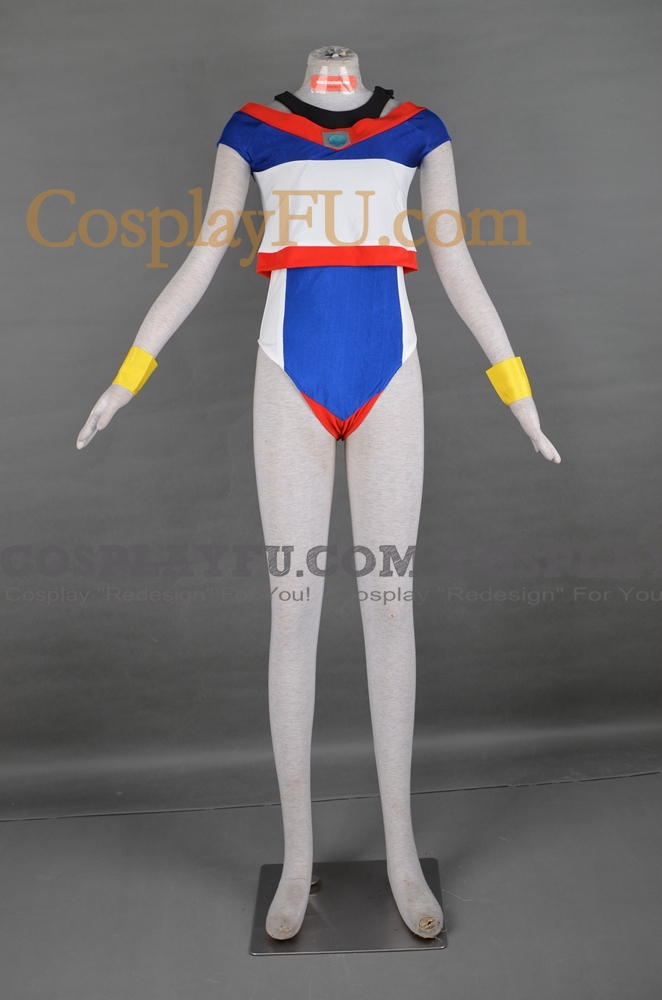 Akari Cosplay Costume from Battle Athletes