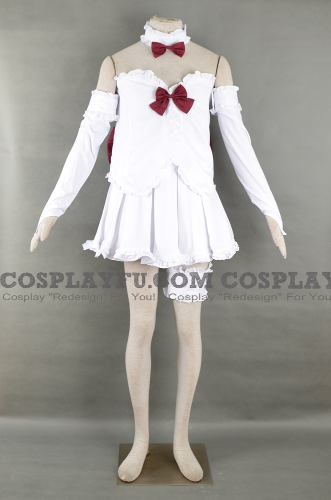 Louise Cosplay Costume from The Familiar of Zero