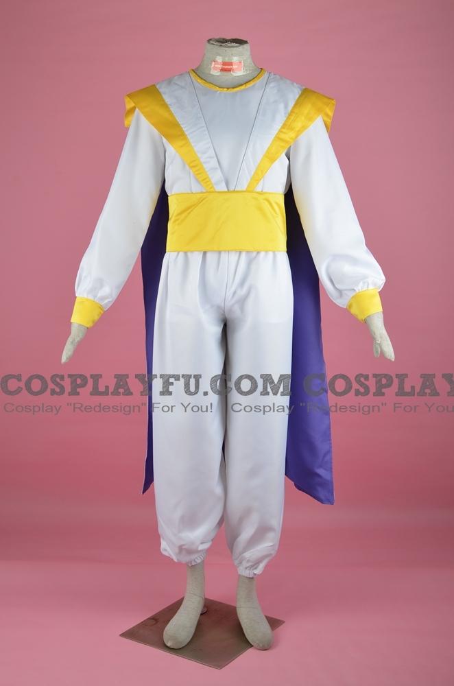 Aladdin Cosplay Costume (Prince) from Aladdin