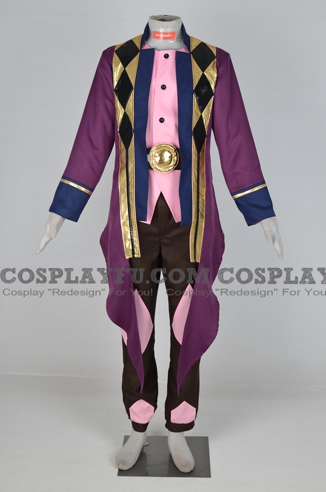 Raven Cosplay Costume from Tales of Vesperia