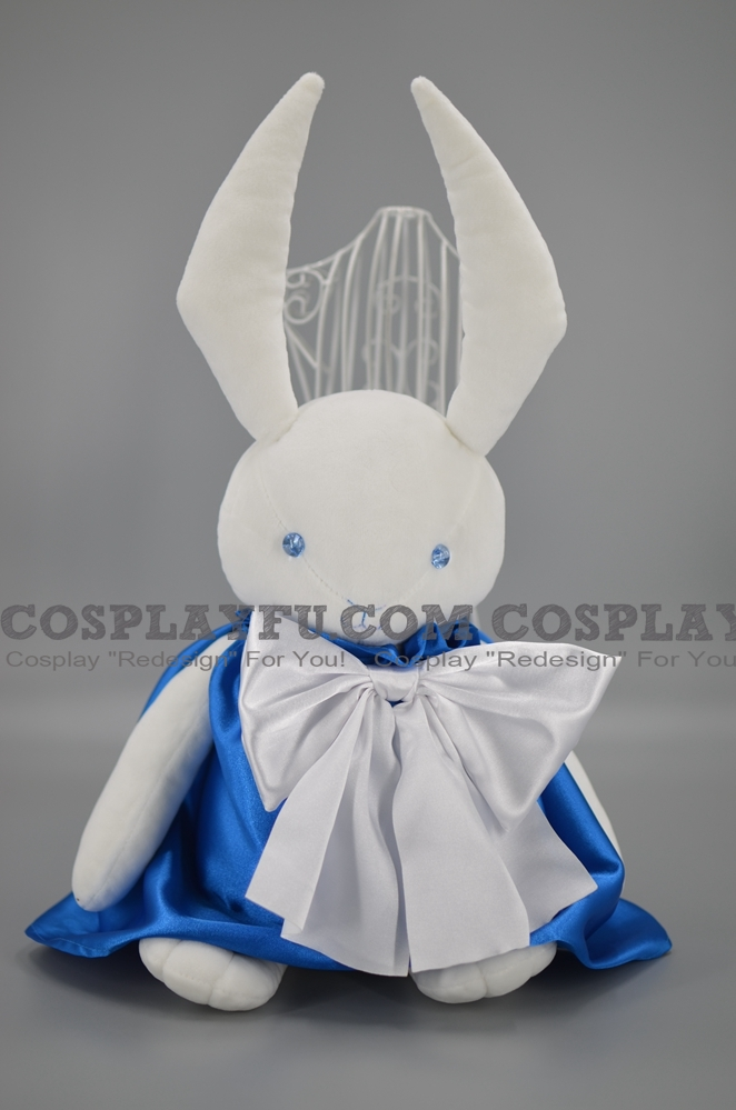 Pandora Hearts B-Rabbit peluche (Blu)